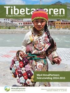 Forside Tibetaneren nr 3