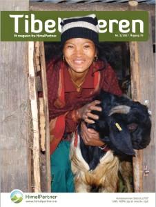 Tibetaneren nr 1 forside