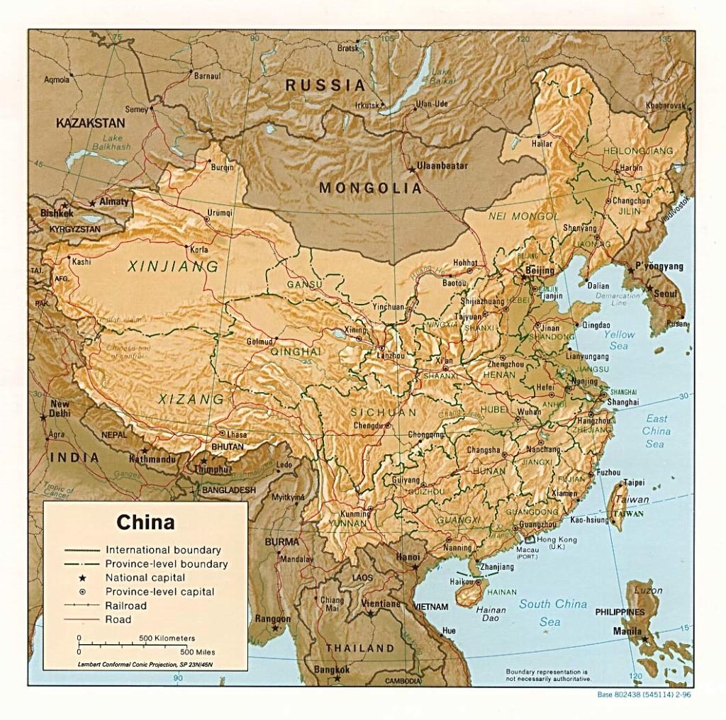 China Detalj