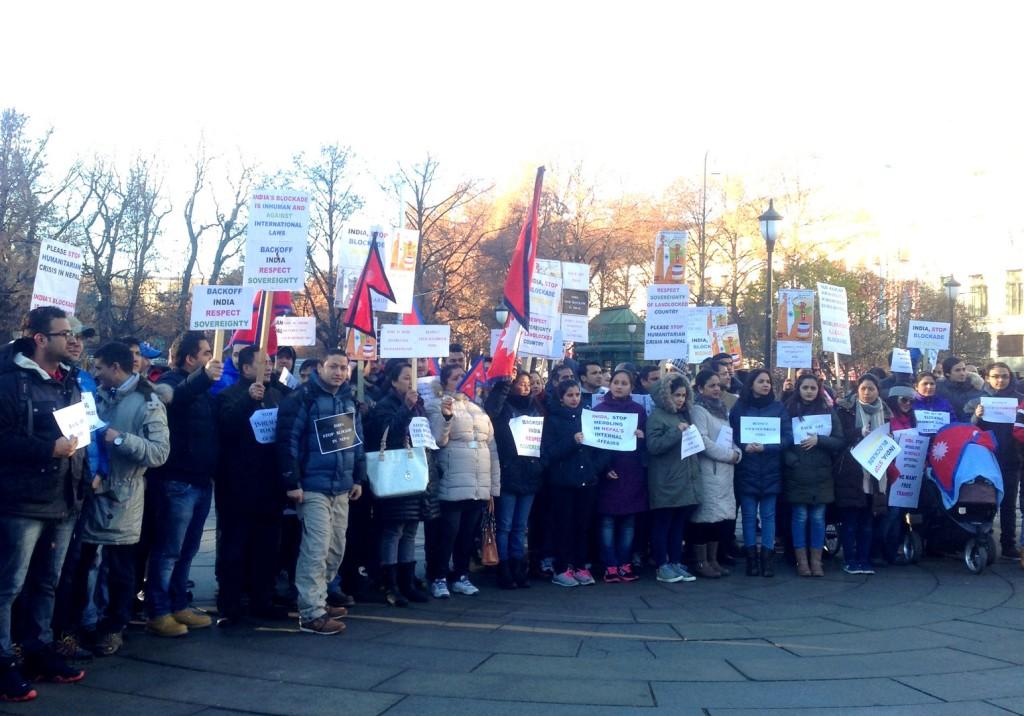 Demonstrasjon_blokaden