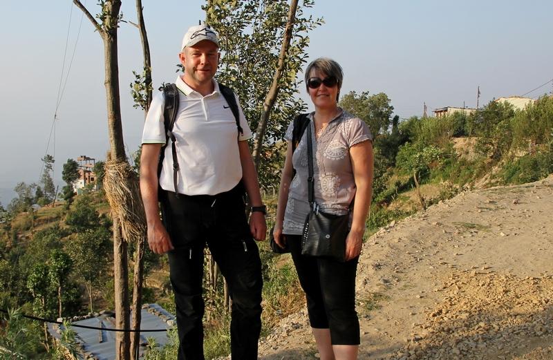 Heidi og Jim