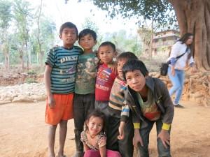 Barna i Manthali