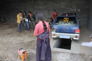 Bilverksted