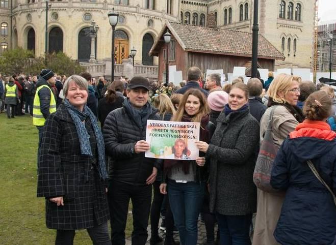 Demonstrasjon_foto_Dagen
