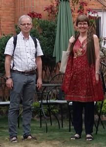 Tormod og Else Kari