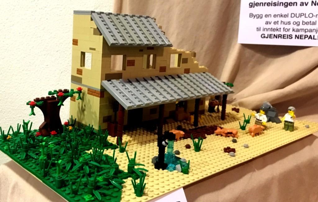 Legomodell
