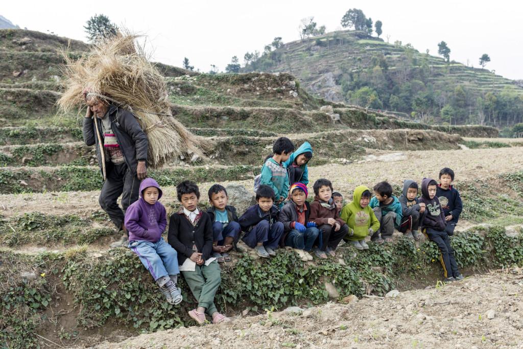 Radiohjälpen i Nepal 2016 ©Oskar Kihlborg