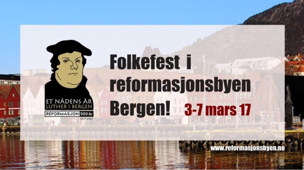rEFORMASJON Bergen