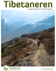 Forside Tibetaneren Vinter 2020